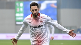 Hakan Calhanoglu has made the switch from Milan to Inter