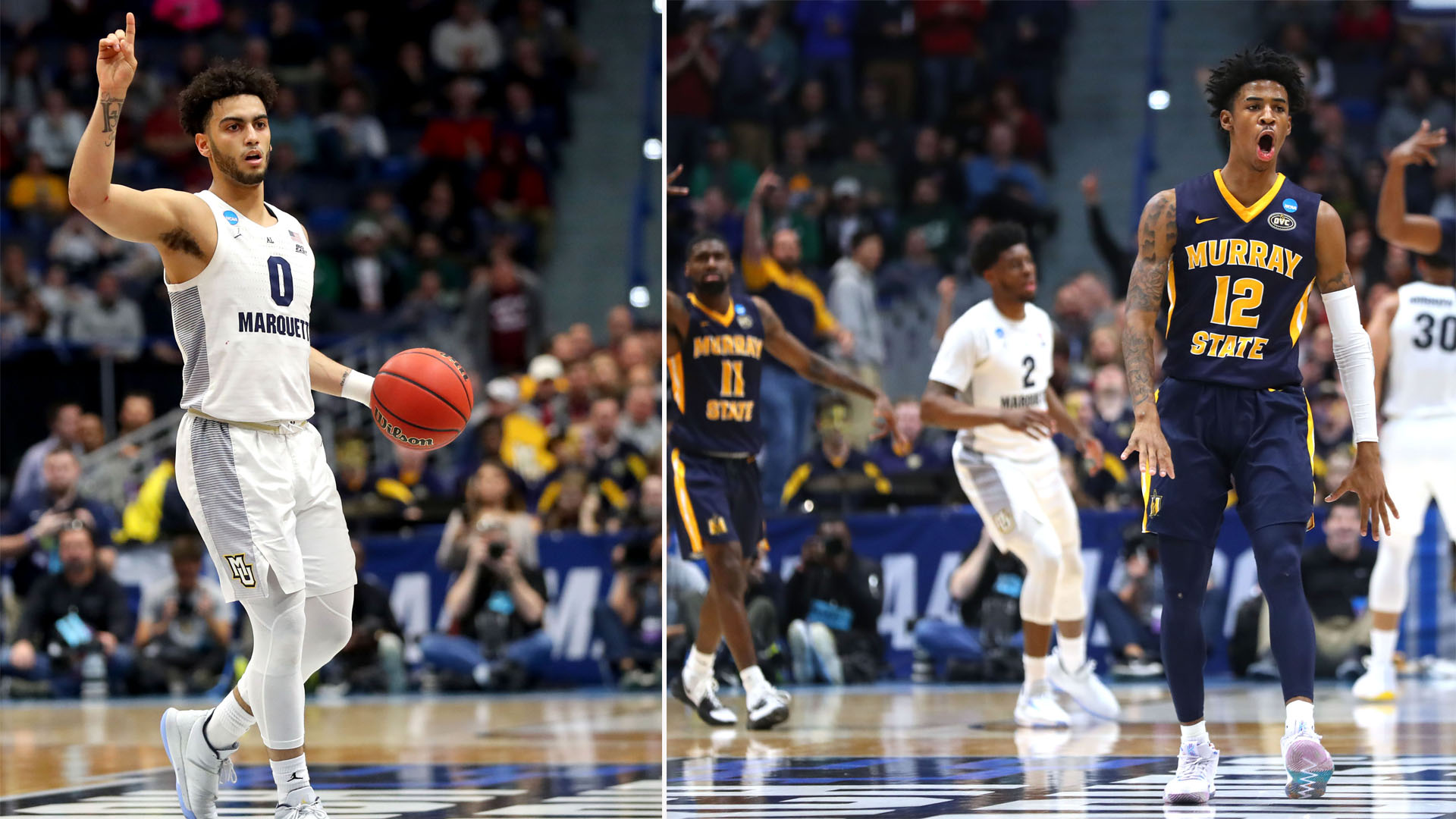 March Madness 2019: 3 Takeaways From Morant Vs. Howard