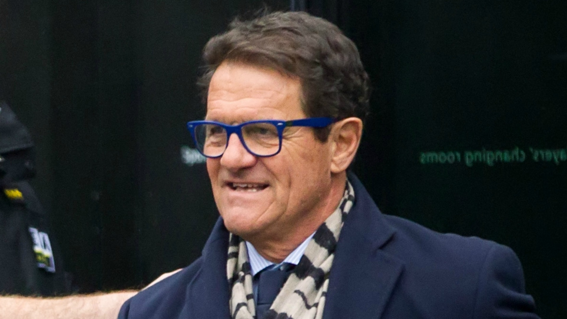 Fabio Capello said he did not blame the players of the Russian national team for failure