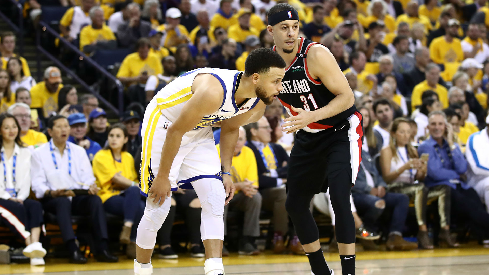 super popular 6efe4 d9313 Seth Curry: Warriors 'harder to guard' without Durant ...