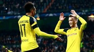 Aubameyang and Reus - Cropped