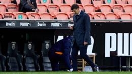 Former Valencia coach Javi Gracia