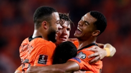 The Netherlands saw off Montenegro 4-0 on Saturday