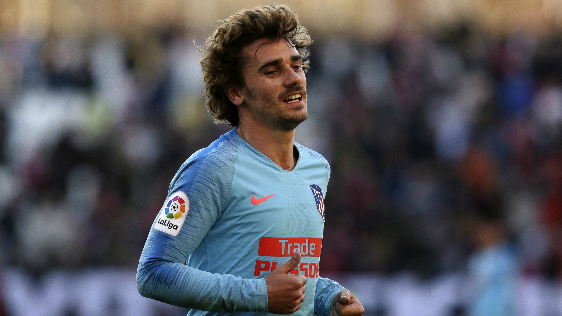 Griezmann Scores as Atletico Madrid Breaks Losing Run Ahead of Juventus