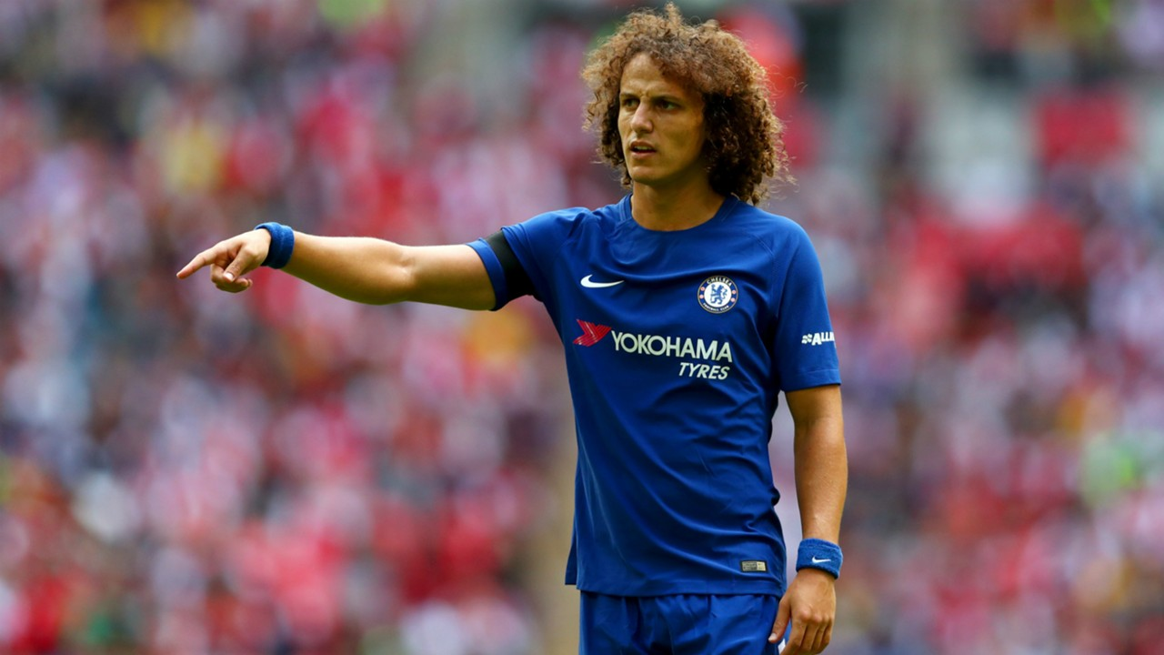 Chelsea news Antonio Conte awaits assessment on David Luiz knee