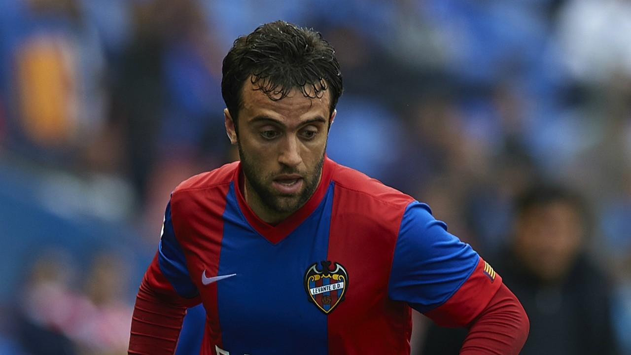 LaLiga Celta Vigo striker Giuseppe Rossi sidelined