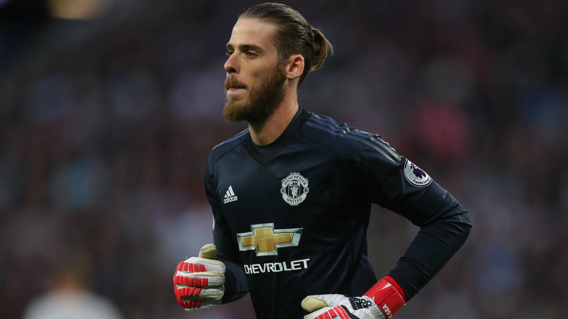 Manchester United's Goal-Keeper David De Gea Wins His First Golden Glove