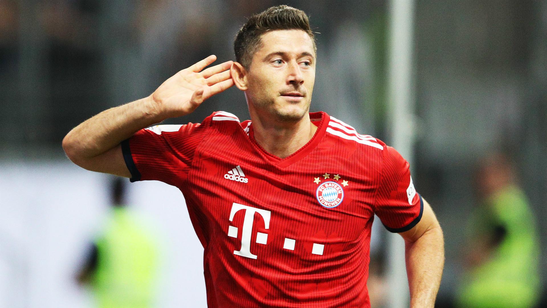 Lewandowski Transfer News Muller Says Real Madrid Targets Hat Trick Shows Why Bayern Munich Wont Let Him Leave Goal Com