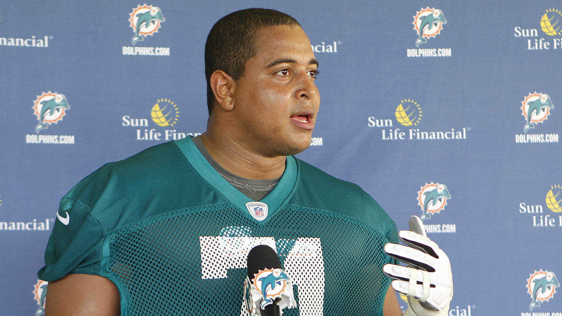 Jonathan Martin said 'high school will forever haunt me' in 2013 text to mother
