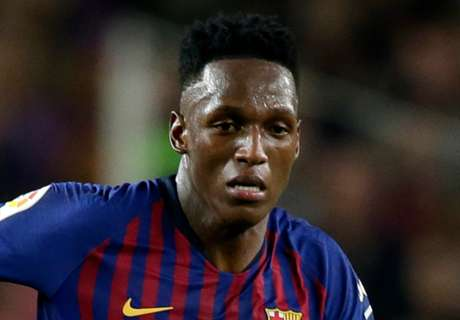 Barca to have final say on Mina's £15m Everton move