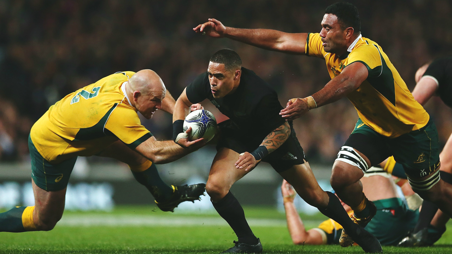 Aaron Smith Re Signs With New Zealand Rugby Sporting News