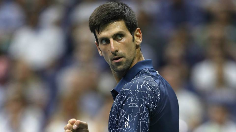 U.S. Open 2018: Novak Djokovic sees off Richard Gasquet