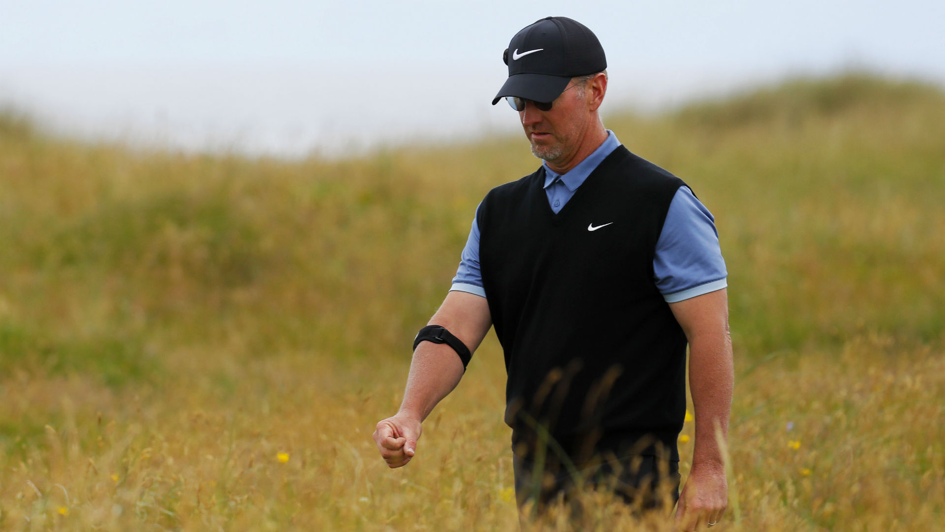 british open 2019  david duval cards a 14  fourteen   on