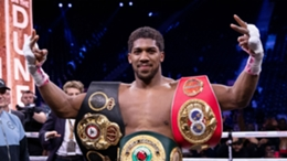 Anthony Joshua must face former cruiserweight king Oleksandr Usyk
