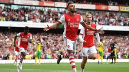 Pierre-Emerick Aubameyang ended Arsenal's long wait for a goal on Saturday.