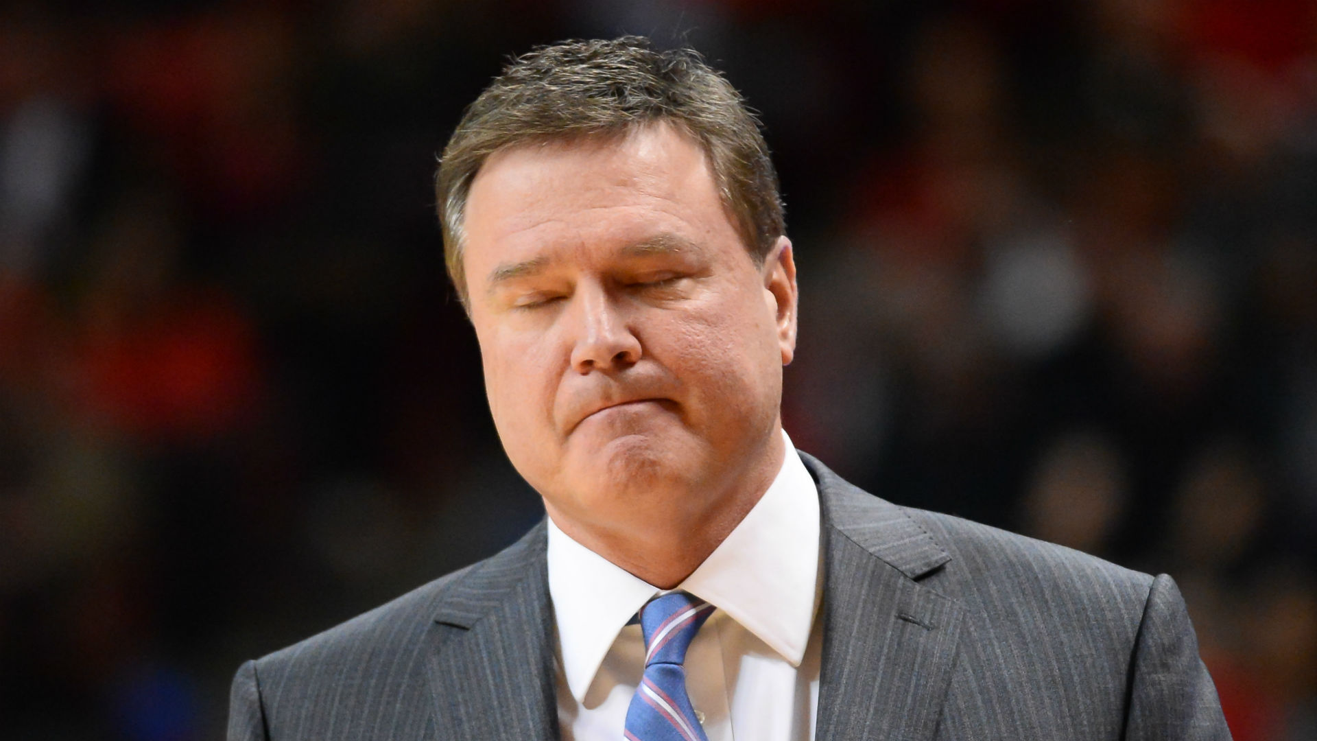 Kansas' Bill Self responds to notice of allegations, says 'enforcement staff has created a false narrative'