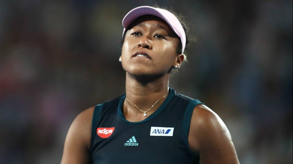World No. 1 Naomi Osaka adds American coach Jermaine Jenkins to team