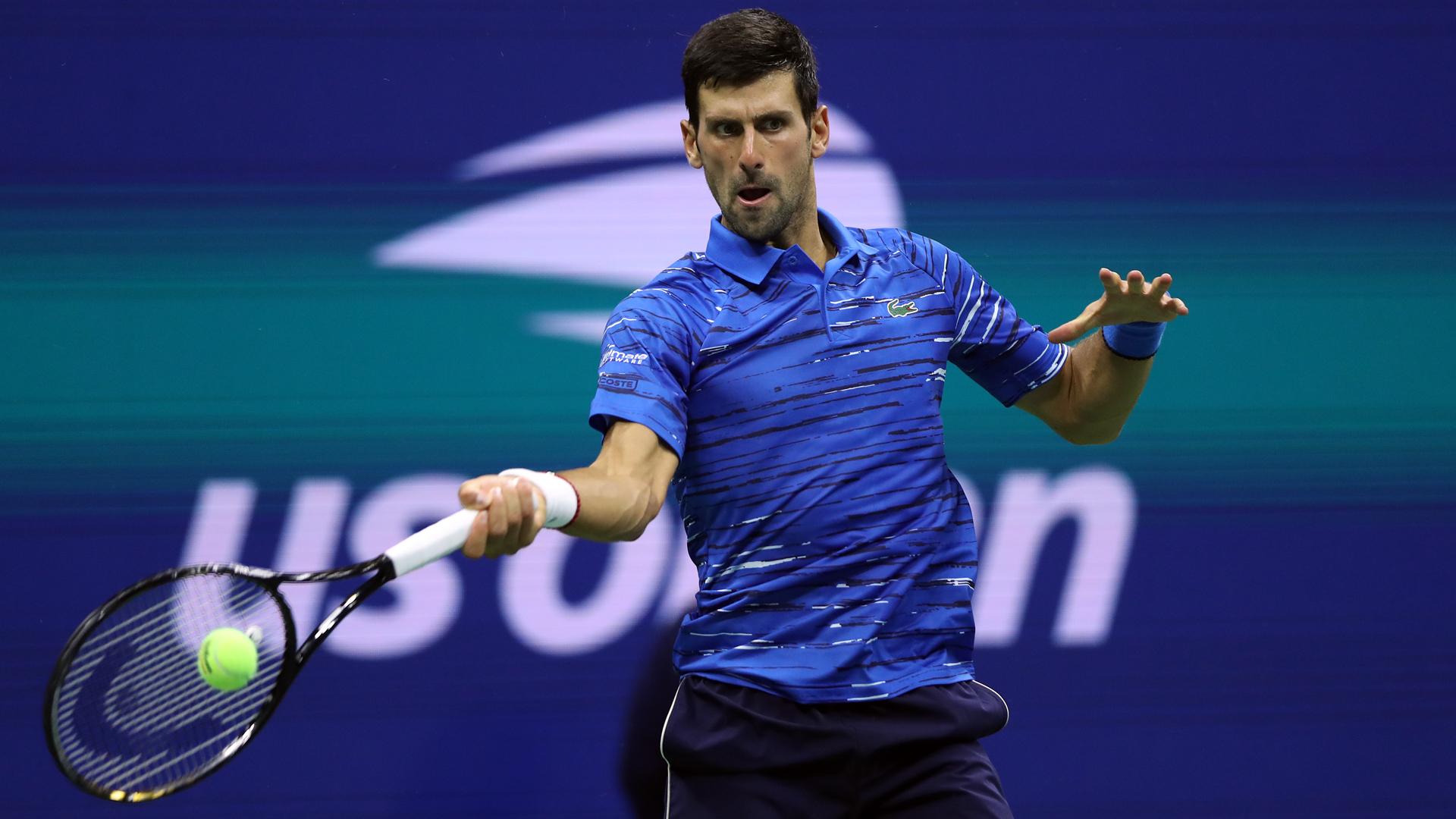 U.S. Open 2019: Novak Djokovic's defense over as he retires from Stan Wawrinka clash