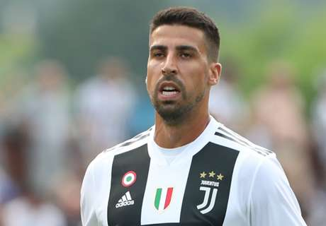 Khedira injury woes continue with sprained ankle