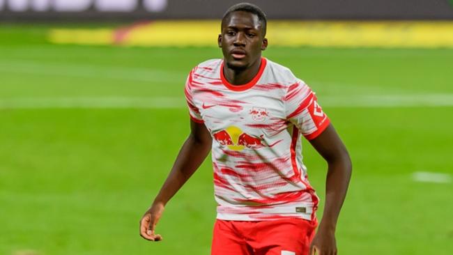 Ibrahima Konate has signed for Liverpool
