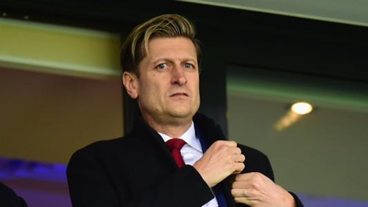 Crystal Palace chairman Parish denies Adams takeover