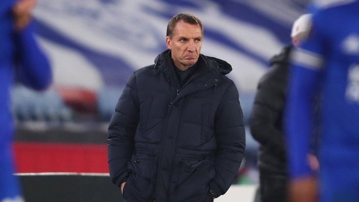 Leicester manager Brendan Rodgers guided his side to the FA Cup last term