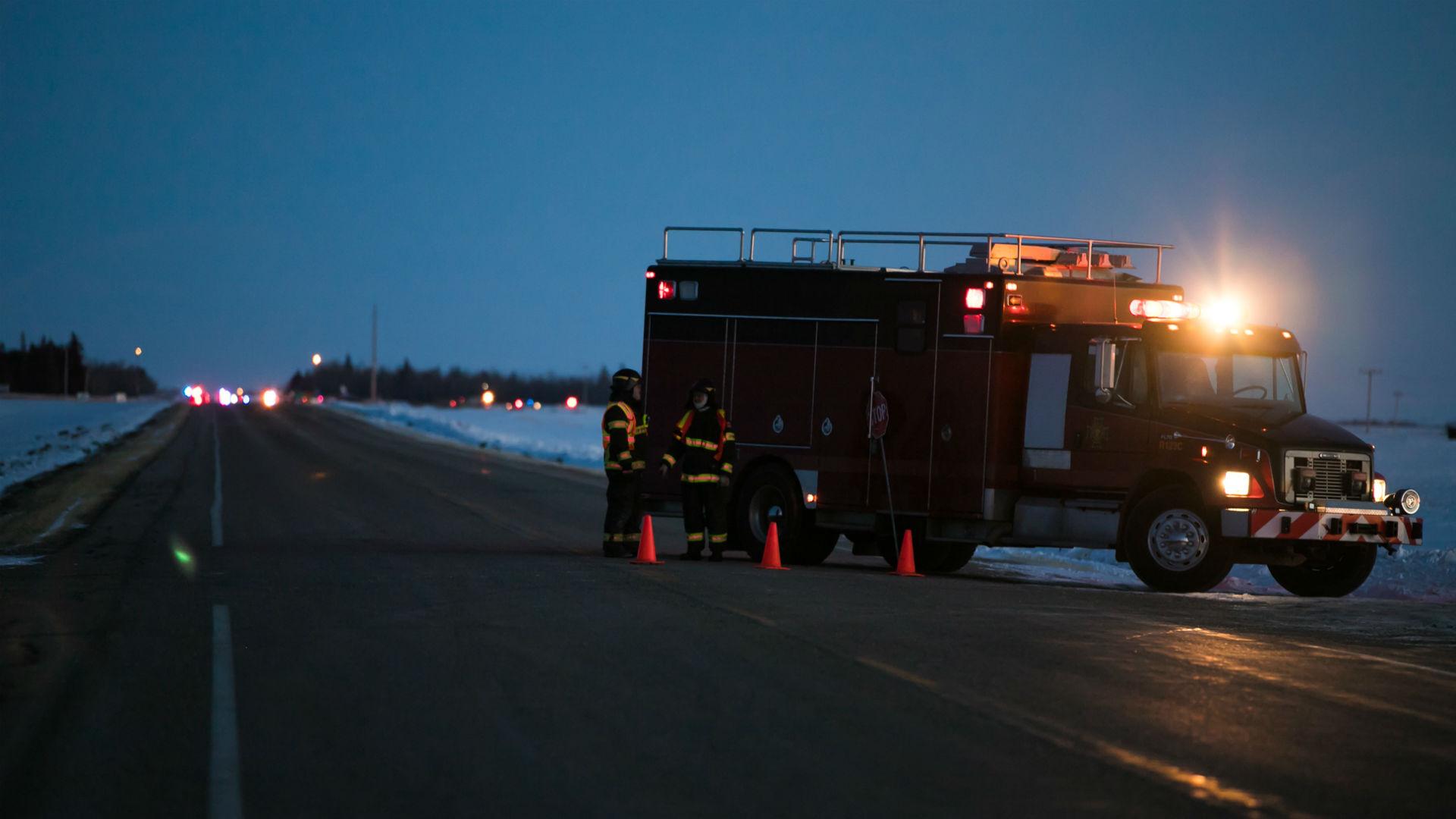 Lone female aboard bus in Humboldt Broncos crash dies Wednesday, bringing death toll to 16