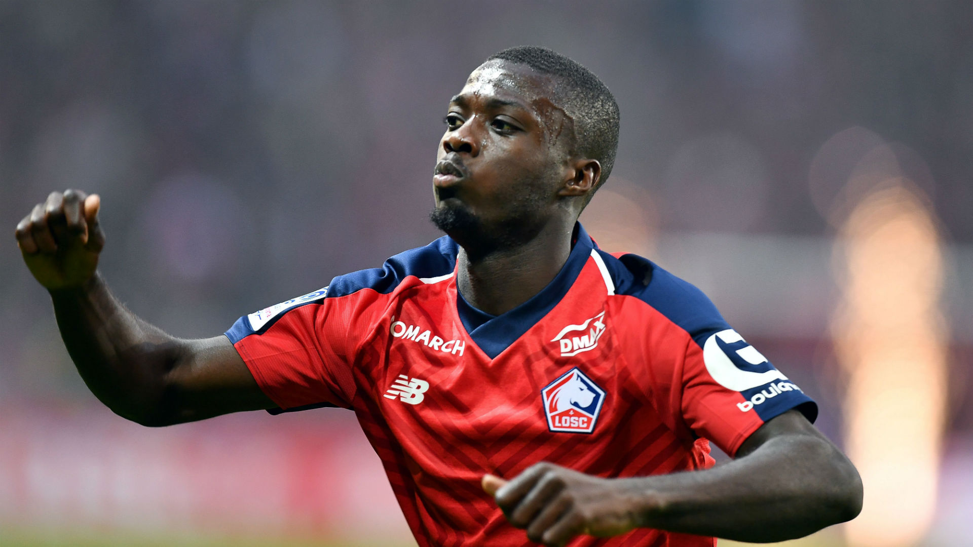 Carlo Ancelotti reacts to reports Arsenal have agreed deal with Nicolas Pepe