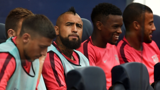 Vidal warned to show more respect by Barcelona director