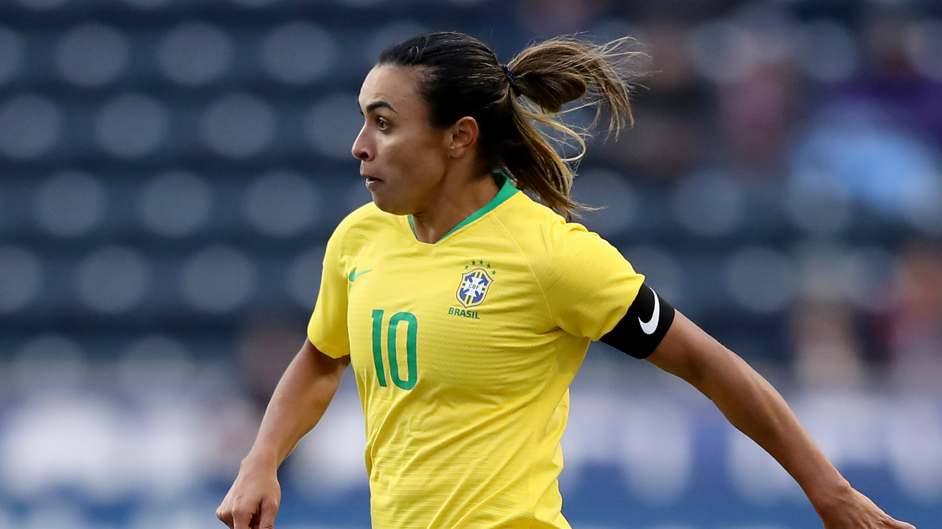 Cristiane scores hat-trick as Brazil sink Jamaica for perfect start