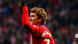 Antoine Griezmann could make his second Atletico Madrid debut on Sunday