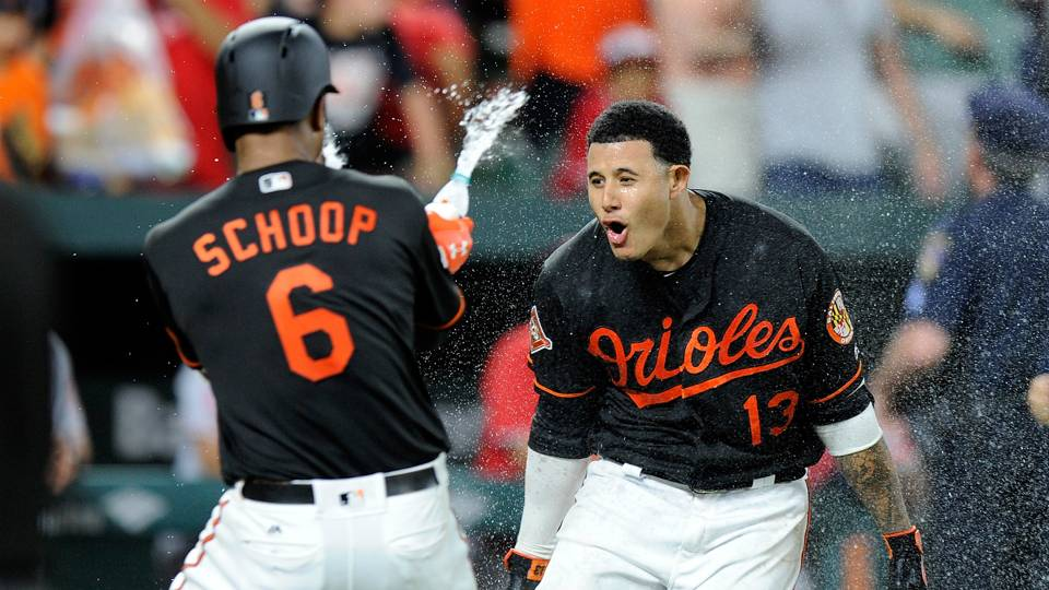 Manny Machado's text to Jonathan Schoop: 'I'm going to see you again…and I'm going to beat you'