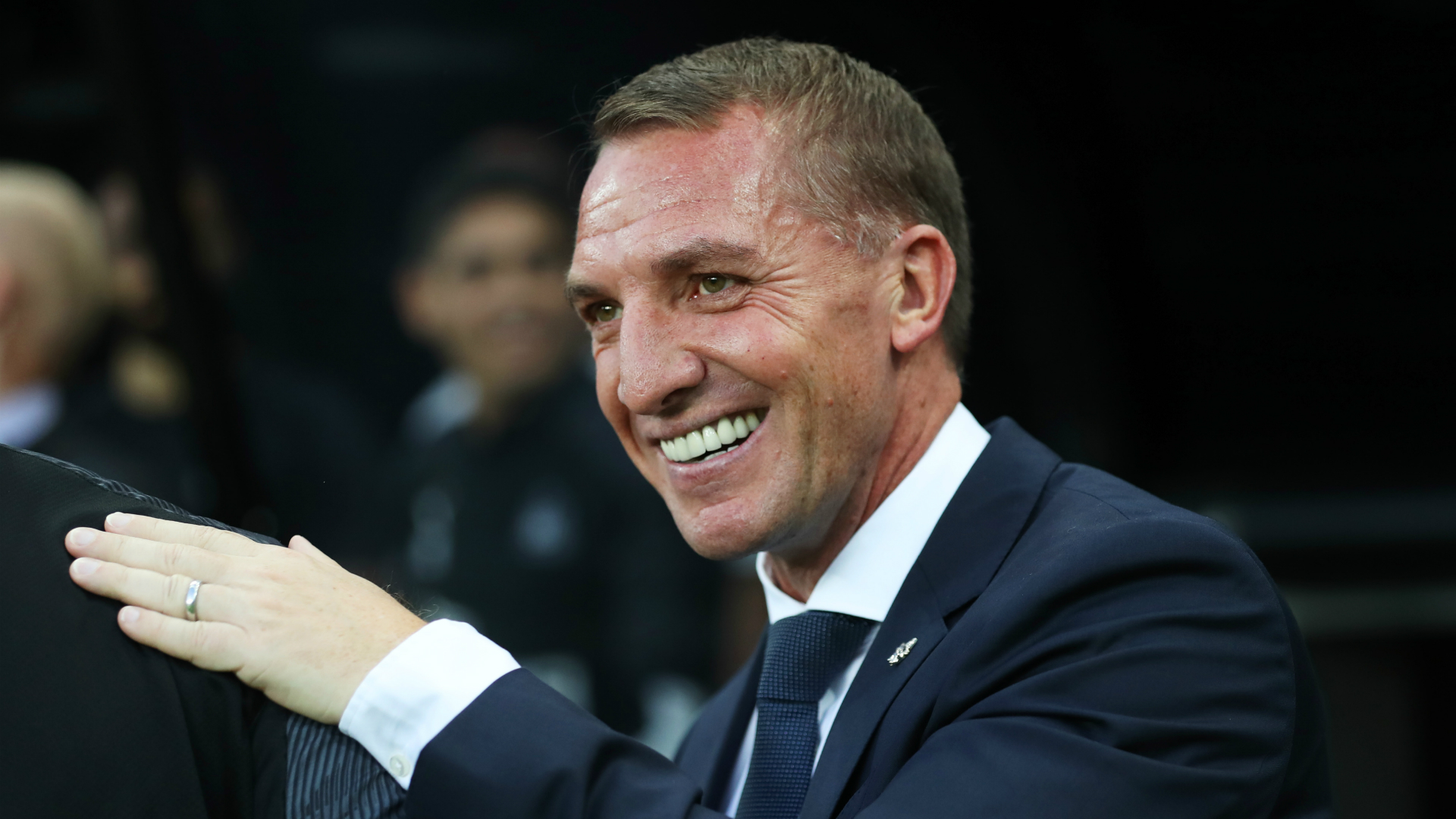 Brendan Rodgers - cropped