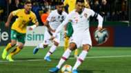Cristiano Ronaldo cropped