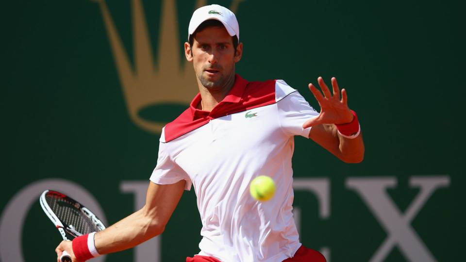 Novak Djokovic ends slide, opens clay-court season flawlessly at Monte Carlo