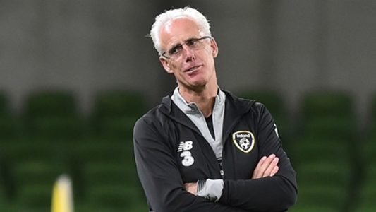 McCarthy rules out Republic of Ireland stay beyond Euro 2020