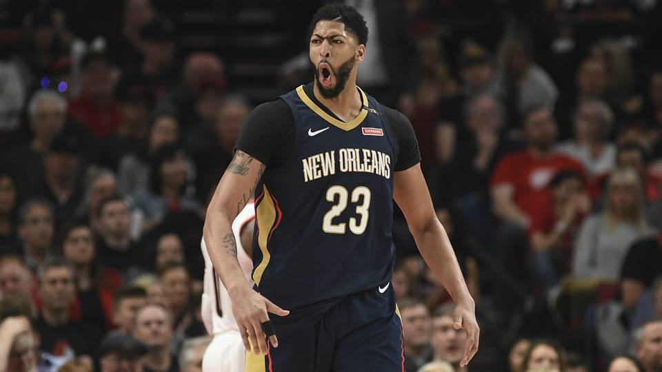 Anthony Davis: I'm the NBA's best player