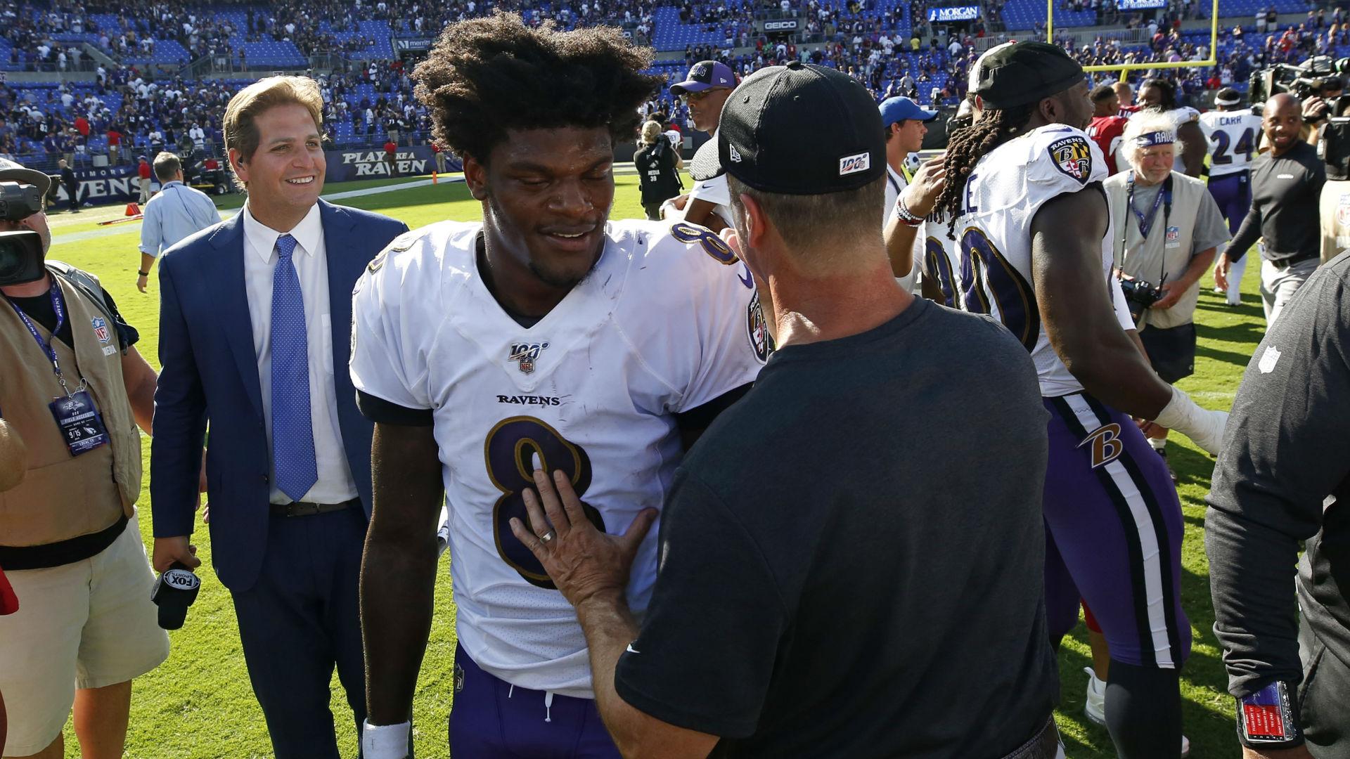 Are Lamar Jackson, Patrick Mahomes the next Tom Brady, Peyton Manning? One coordinator thinks so