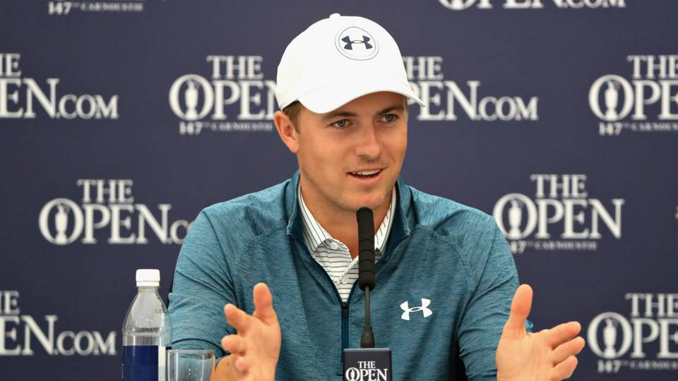 British Open 2018: Jordan Spieth vows to be more artist than tactician in defense