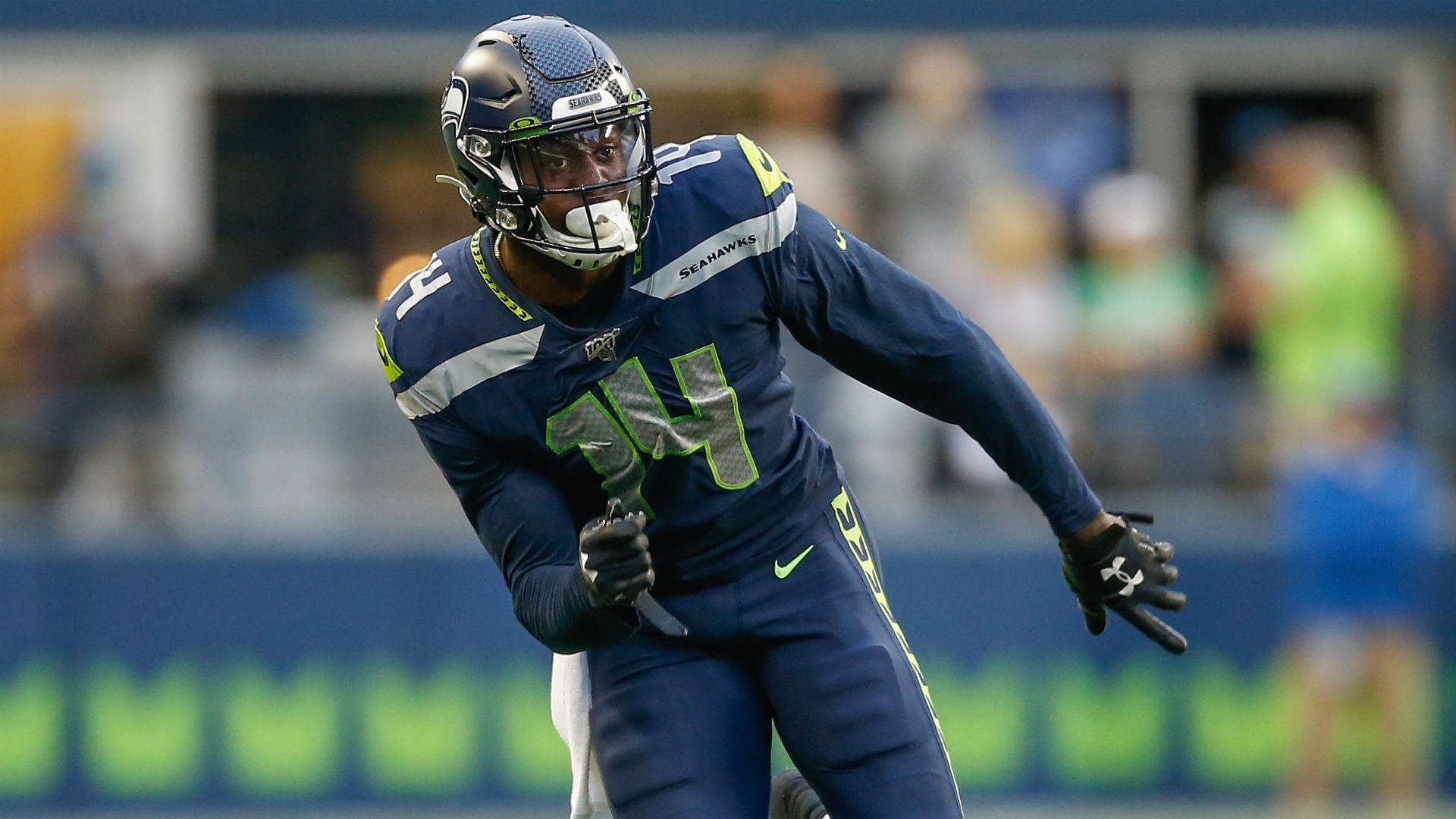 DK Metcalf injury update: Seahawks haven't ruled out rookie (knee) playing in Week 1, Pete Carroll says