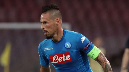Hamsik not worried by Maradona record ahead of Man City clash