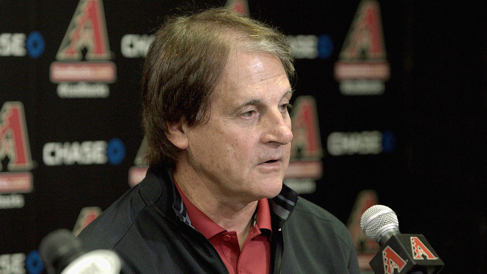 Red Sox hire Tony La Russa for executive role