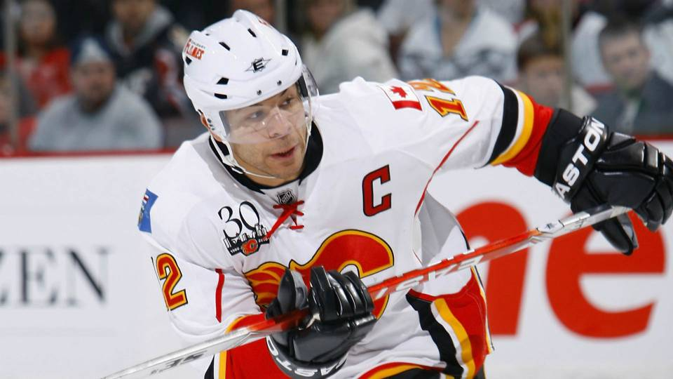 Jarome Iginla to announce retirement with Flames
