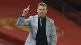 New Bayern Munich head coach Julian Nagelsmann