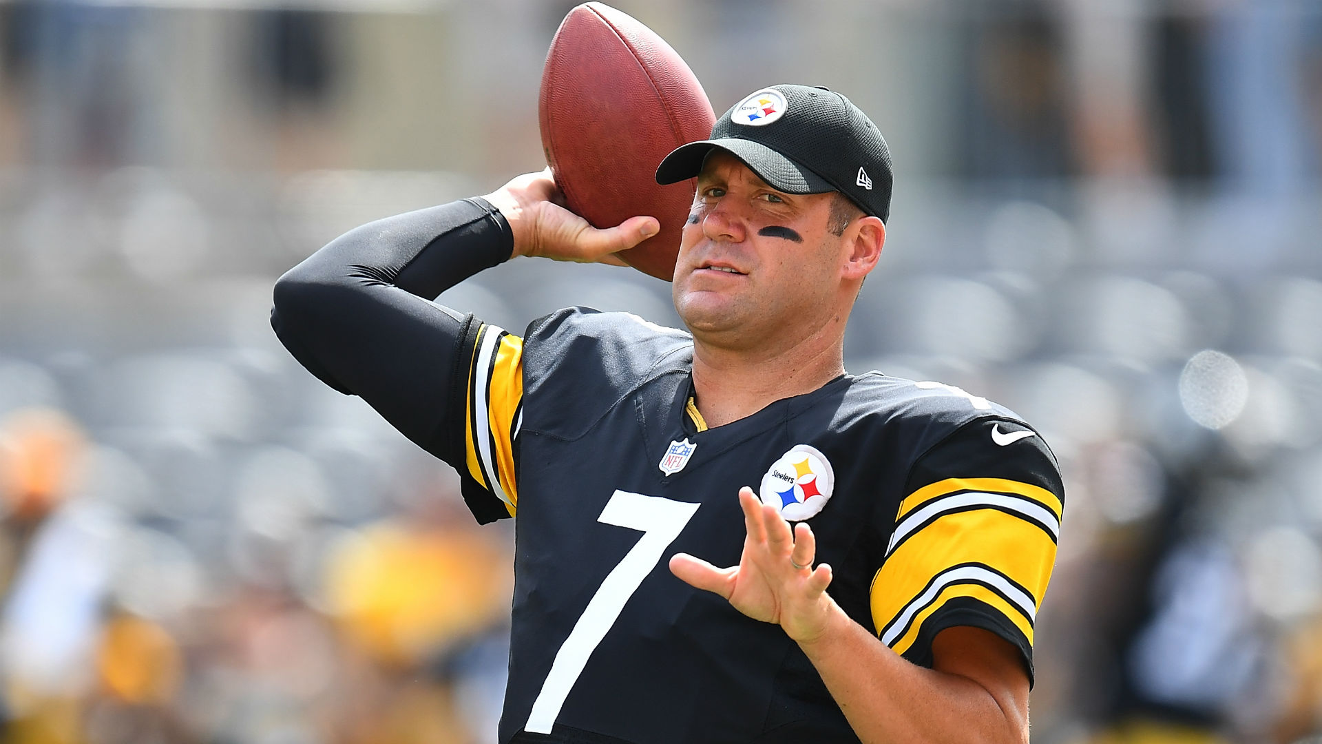 Ben Roethlisberger defends 'passionate' Antonio Brown, who's back with Steelers