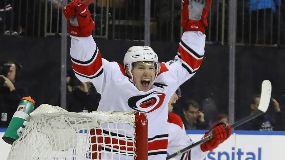 NHL trade news: Sabres acquire Jeff Skinner from Hurricanes