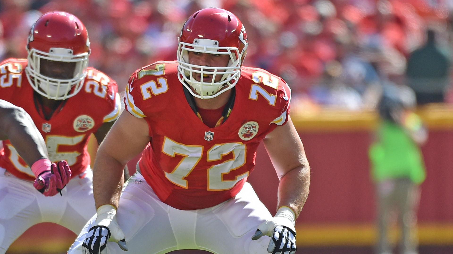 Chiefs' Eric Fisher (groin) to miss several games after surgery, reports say