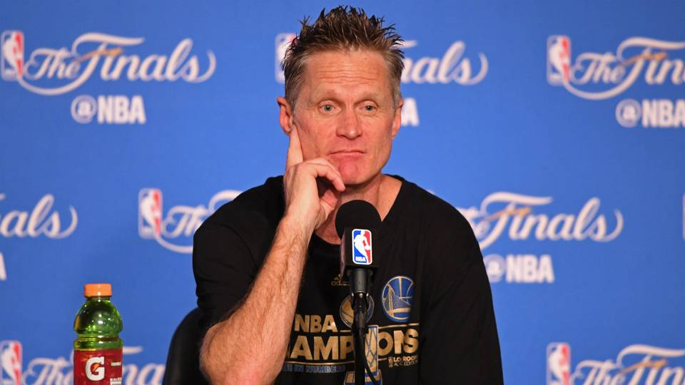 Steve Kerr: Letting Warriors players run timeouts not 'earth-shattering news'