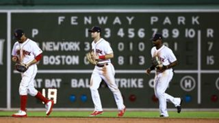 Red Sox at Fenway Park