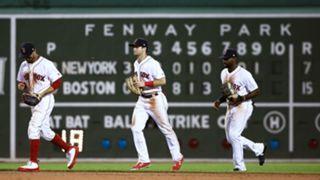 Red Sox at Fenway Park